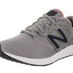 BASKETS NEW BALANCE Chaussures de running ML1980 Zante gris et noir