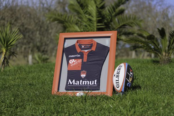 cadre maillot rugby, cadre maillot sport, encadrement maillot